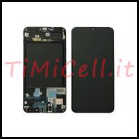Riparazione Display completo Samsung A50