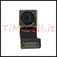 Riparazione fotocamera posteriore iPhone 5C a bari
