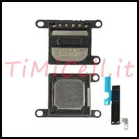 riparazione altoparlante più filtro antipolvere iphone 7 plus