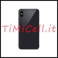 Riparazione vetro posteriore iPhone X a Bari