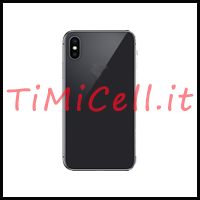 Riparazione back cover iPhone X a Bari