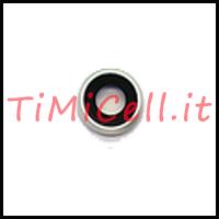Riparazione vetrino fotocamera posteriore iPhone 8 a bari