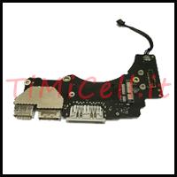 Riparazione flat connettori USB MacBook bari
