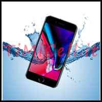Riparazione iPhone 8 caduto in acqua a bari