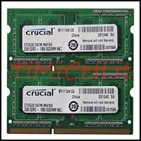 Sostituzione RAM  MacBook tutti i modelli bari