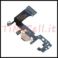 riparazione connettore di carica samsung s8 bari