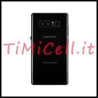 Riparazione vetro posteriore Samsung Note 8 bari