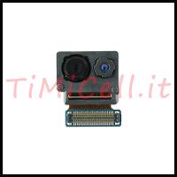 riparazione fotocamera anteriore samsung s8
