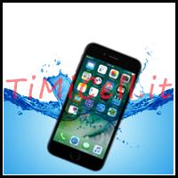 Riparazione iPhone 6 caduto in acqua a bari