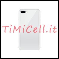 Sostituzione vetro posteriore iPhone 8 Plus a Bari
