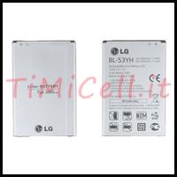 Sostituzione batteria LG G3 D855 bari