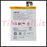 Sostituzione batteria Zenfone 3 Laser ZC551KL bari