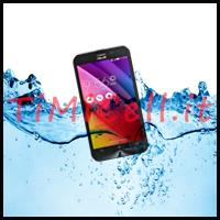 riparazione zenfone 2 selfie zd551kl caduto in acqua bari
