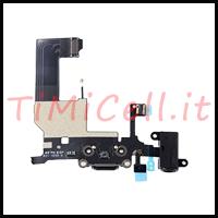 riparazione connettore di carica e jack audio iPhone 5 a bari