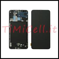 Riparazione Display completo Samsung A70