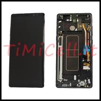 Riparazione display completo Samsung Note 8 bari