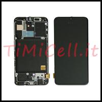 Riparazione Display completo Samsung A40