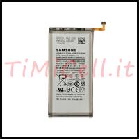 Sostituzione batteria Samsung S10 Plus