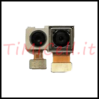 riparazione fotocamera posteriore Huawei P20 Lite