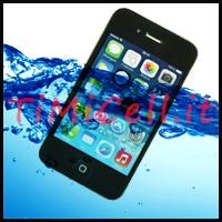 Riparazione iPhone 4 caduti in acqua a bari