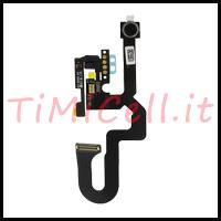 Riparazione Sensore di prossimità e fotocamera anteriore iPhone 7 Plus a Bari
