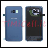 Riparazione vetro posteriore Samsung S8 plus bari