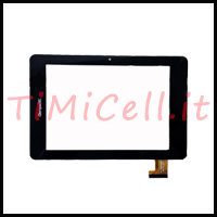 Riparazione vetro touch Clempad 8 XL bari