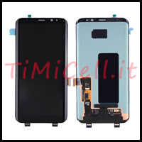 Riparazione display completo Samsung S8 plus bari