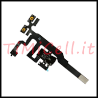 Riparazione Tasti volume , Switch Mute e Jack Cuffie iPhone 4s  a Bari