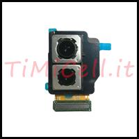 riparazione fotocamera posteriore samsung note 8