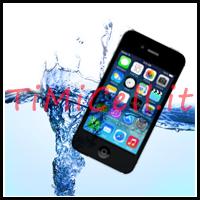Riparazione iPhone 4S caduto in acqua