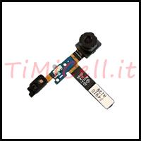 riparazione fotocamera anteriore + sensore di prossimità samsung note 4