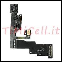 Riparazione sensore di prossimità e fotocamera anteriore iPhone 6 a bari
