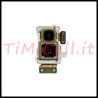 Sostituzione fotocamera posteriore doppia Samsung S10 E