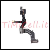 Riparazione Sensore di prossimità e fotocamera anteriore iPhone 5 a bari
