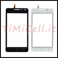 Sostituzione Vetro touch Huawei G600 bari