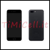 Trasformazione iPhone 6 Plus in iPhone 7 plus nero a bari