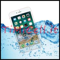 Riparazione iPhone 6S plus caduto in acqua a Bari