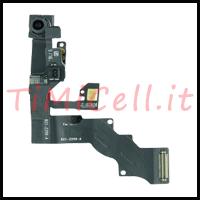 Riparazione sensore di prossimità e fotocamera anteriore iPhone 6 Plus a Bari