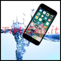 Riparazione iPhone 6S caduti in acqua a Bari