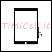 """riparazione vetro touch ipad 9.7 """" 2017 a1822 - a1823"""