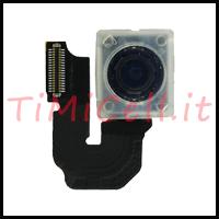Riparazione fotocamera posteriore iPhone 6s Plus a Bari