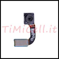 riparazione fotocamera anteriore samsung s5 mini