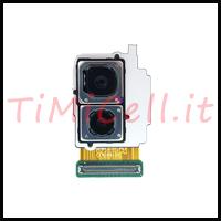riparazione fotocamera posteriore doppia Samsung Note 9 da Timicell a Bari