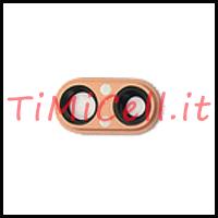 Riparazione vetrino fotocamera posteriore iPhone 8 Plus a Bari