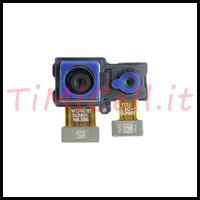 Riparazione fotocamera posteriore Huawei Y7 2019