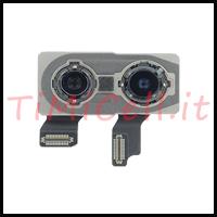 Riparazione fotocamera posteriore iPhone Xs Max