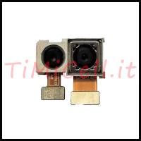 Riparazione fotocamera posteriore Huawei P Smart