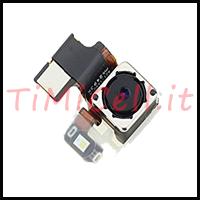 Riparazione fotocamera posteriore iPhone 5  a bari