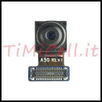 Riparazione fotocamera anteriore Samsung A40